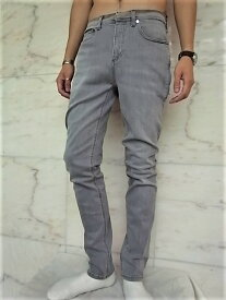 "NeIL BarreTT(ニール バレット)【SUPER SKINNY FIT REGULAR RISE JEAN】""GRAPHITE STRETCH DENIM"" SKINNY JEANS☆"