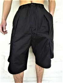 "adidas STYLE Y-3(ワイ−スリー)【Y-3 TECH SHORTS】EASY""TECH""PANTS★BLACK★"