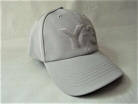 """adidas STYLE Y-3(ワイ−スリー)【Y-3 LOGO CAP】""""Y-3""""ベースボールCAP☆GREY★"""