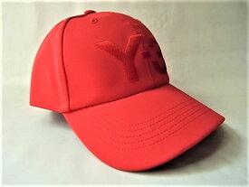 """adidas STYLE Y-3(ワイ−スリー)【Y-3 LOGO CAP】""""Y-3""""ベースボールCAP★RED☆"""