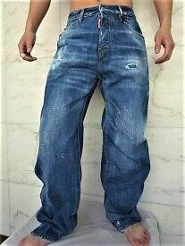 "DSQUARED2(ディースクエアード)【SUPER BIG JEAN】""BULLY WASH""""スーパービック""Jeans★"