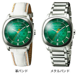 Basketball Citizen Watch INDEPENDENT official collaboration watch   of the mole Adult miscellaneous goods man and woman combined use men gap Dis character clock watch Imperial enterprise between the basketball goods green of the formal mole for men for w