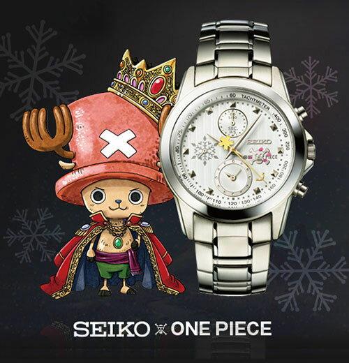 ワンピース プレミアムコレクション ONE PIECE セイコー×ワンピース チョッパー 15周年記念 スペシャルコラボウォッチ 腕時計/ 大人 グッズ 雑貨 インペリアルエンタープライズ