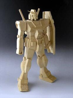 Wooden Gundam / M-ARTS