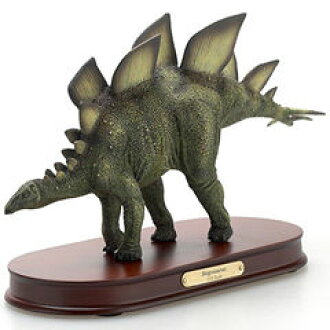 Maki dinosaur figure Stegosaurus / desktop model