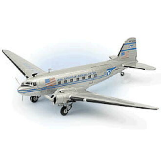 ♦ Franklin Mint DC3 airliner Pan American World Airways