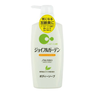 ♦ ageing odor for joyful garden SOAP Shiseido taiseido amenities