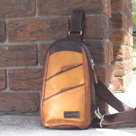 ペニッシュミント / トリックスター 【 BA-1319 】 ワンショルダーバッグ グローブレザー 牛革 革鞄