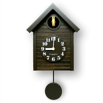 ★ made Japan hand-made cuckoo clock antique pendulum 694 AN-QL