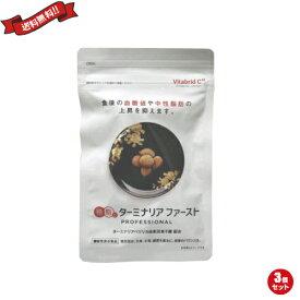 ターミナリアファースト プロフェッショナル プラス 120粒入り 3袋セット 機能性表示食品 ダイエット サプリ 糖 送料無料