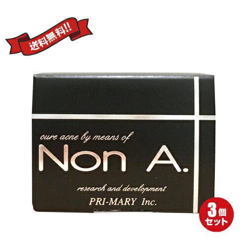 【ポイント4倍】お得な6個セット ニキビ対策洗顔ソープ プライマリー Non A ノンエー 100g