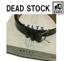 USA製 アメリカ レザー ベルト ビンテージ ヴィンテージ デッドストック ギャリソン 革 黒