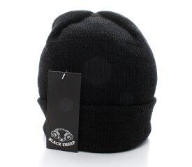 Black Sheep『ブラックシープ』正規取扱店 ニットキャップ WT05-Knit Cap-Jet Black