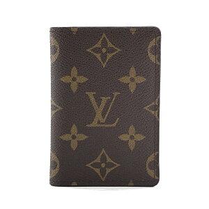 ルイヴィトン LOUIS VUITTON カードケース パスケース ポケット オーガナイザー モノグラム M60502【ルイ・ヴィトン ヴィトン BOX 保存袋 紙袋付 新品】