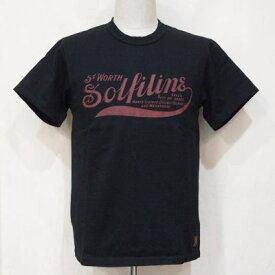 SDL-2002-BK-SOLFLONE-SDL2002-DELUXEWARE-デラックスウエアTシャツ【送料無料】【smtb-tk】【楽ギフ_包装】