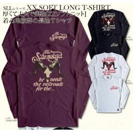 SLL-02-長袖Tシャツ02-SLL02-DELUXEWARE-デラックスウエア長袖Tシャツ-ロンT-ロンT【送料無料】【smtb-tk】【楽ギフ_包装】