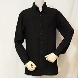 DUPONT-ブラック-30s カバーシャツ-DELUXEWARE-デラックスウエアシャツジャケット-DALEE'S-ダリーズシャツジャケット【送料無料】【smtb-tk】【楽ギフ_包装】
