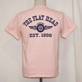 THC-202-LPK-フラットヘッドTシャツ202-THC202-FLATHEAD-フラットヘッドTシャツ-THC系-THC【送料無料】【smtb-tk】【楽ギフ_包装】