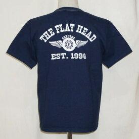 THC-202-NV-フラットヘッドTシャツ202-THC202-FLATHEAD-フラットヘッドTシャツ-THC系-THC【送料無料】【smtb-tk】【楽ギフ_包装】