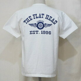 THC-202-WH-フラットヘッドTシャツ202-THC202-FLATHEAD-フラットヘッドTシャツ-THC系-THC【送料無料】【smtb-tk】【楽ギフ_包装】