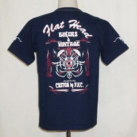 THC-204-NV-フラットヘッドTシャツ204-THC204-FLATHEAD-フラットヘッドTシャツ-THC系-THC【送料無料】【smtb-tk】【楽ギフ_包装】