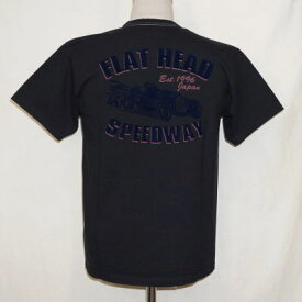 THC-210-ブラック-フラットヘッドTシャツ210-THC210-FLATHEAD-フラットヘッドTシャツ-THC系-THC【送料無料】【smtb-tk】【楽ギフ_包装】
