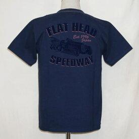 THC-210-ネイビー-フラットヘッドTシャツ210-THC210-FLATHEAD-フラットヘッドTシャツ-THC系-THC【送料無料】【smtb-tk】【楽ギフ_包装】