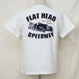 THC-210-ホワイト-フラットヘッドTシャツ210-THC210-FLATHEAD-フラットヘッドTシャツ-THC系-THC【送料無料】【smtb-tk】【楽ギフ_包装】