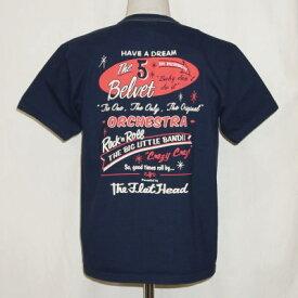 THC-213-ネイビー-フラットヘッドTシャツ213-THC213-FLATHEAD-フラットヘッドTシャツ-THC系-THC【送料無料】【smtb-tk】【楽ギフ_包装】