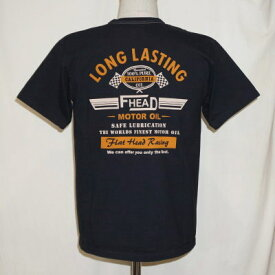 THC-217-ブラック-フラットヘッドTシャツ217-THC217-FLATHEAD-フラットヘッドTシャツ-THC系-THC【送料無料】【smtb-tk】【楽ギフ_包装】