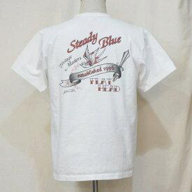 THC-220-ホワイト-フラットヘッドTシャツ220-THC220-FLATHEAD-フラットヘッドTシャツ-THC系-THC【送料無料】【smtb-tk】【楽ギフ_包装】