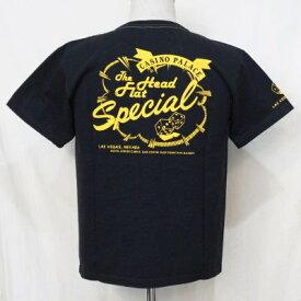 THC-224-BK-フラットヘッドTシャツ224-THC224-FLATHEAD-フラットヘッドTシャツ-THC系-THC【送料無料】【smtb-tk】【楽ギフ_包装】