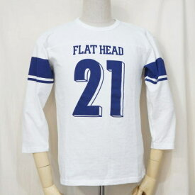 F-TKTF-001-WH-フットボールTシャツ・七分袖Tシャツ001-FTKTF001-七分袖Tシャツ【送料無料】【smtb-tk】【楽ギフ_包装】