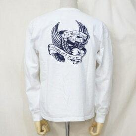 F-THCL-209-WH-フラットヘッドロングTシャツ209-FTHCL209-FLATHEAD-フラットヘッドロングスリーブTシャツ-長袖Tシャツ-ロンT【送料無料】【smtb-tk】【楽ギフ_包装】