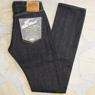 1002-16oz slim straight-FLATHEAD-flat head denim jeans