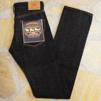 4001 - Black fit straight - FLATHEAD-フラットヘッドデニムジーンズ, flat head jeans