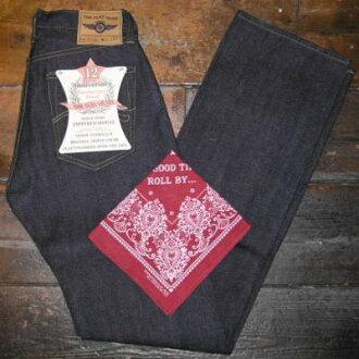 Z3005-12 anniversary commemoration models bandana with-FLATHEAD-フラットヘッドデニムジーンズ flat head jeans