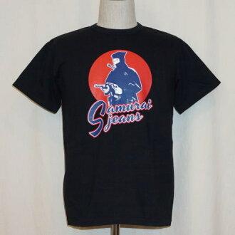 SJST17-108- samurai jeans short sleeves T-shirt 17-108-SJST17108-SAMURAIJEANS- samurai jeans T-shirt