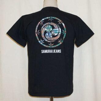 Under advance reservation acceptance! SJST17-109- samurai jeans short sleeves T-shirt 17-109-SJST17109-SAMURAIJEANS- samurai jeans T-shirt