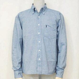 SJBD-L02-蓝-servichox BD L02-SJBDL02-SAMURAIJEANS-武士牛仔裤衬衫