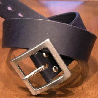 A103-14- シングルピンヘビィーベルト 14-A10314-SAMURAIJEANS- samurai jeans belt