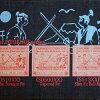 Previous preorders! SJ-BANNER-15OT-a chivalrous 15 OZ denim banner 15 OT-SJBANNER 15OT-SAMURAIJEANS-Samurai jeans denim banner