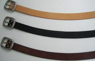 W-001-HEAVYCURVEBELT-W001-SAMURAIJEANS-Samurai jeans belt