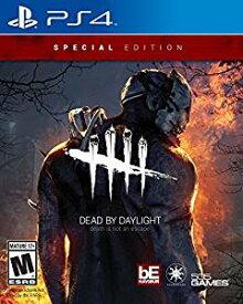 【日本語対応】 Dead by Daylight PS4 デッドバイデイライト 北米版