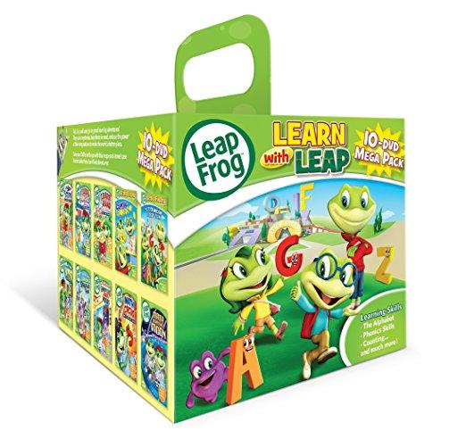 リープフロッグ Leap Frog 10枚セット DVD-BOX