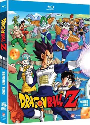 【取寄せ】 ドラゴンボールZ パート2 北米版 ブルーレイ【Blu-ray】