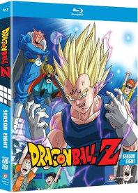 ドラゴンボールZ パート8 北米版 ブルーレイ【Blu-ray】