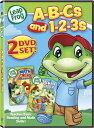 リープフロッグ Leap Frog ABC's and 123's 北米版 【DVD】