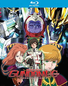 機動戦士ガンダムUC(ユニコーン) 北米版 ブルーレイ【Blu-ray】