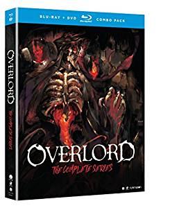 オーバーロード 1期 ブルーレイ+DVDセット【Blu-ray】 北米版